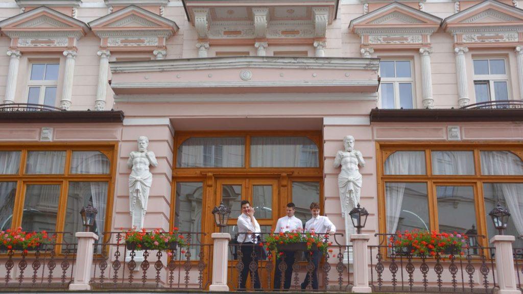 Hotell Karlovy Vary