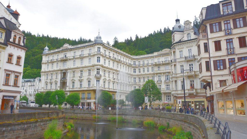 Hotell i Karlovy Vary Grand Hotel Pupp