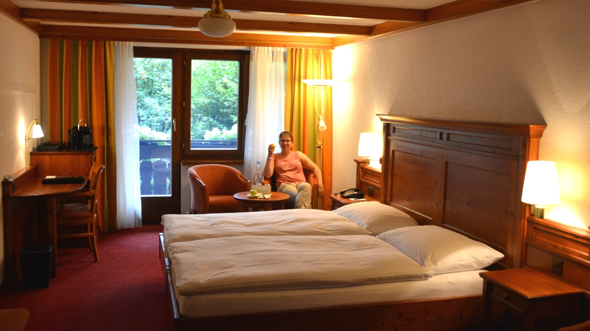 Hotell National Zermatt