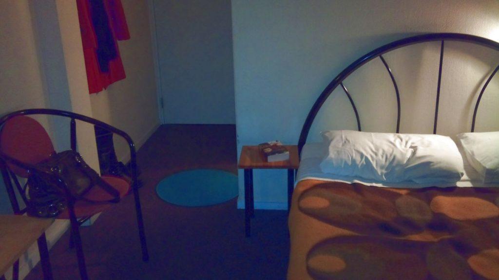 Hotellrum van Onna