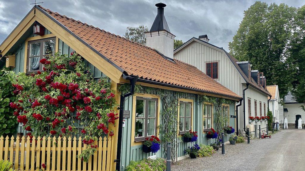Drothemskvarteren i Söderköping