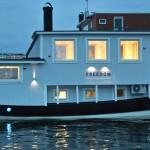 Vanliga frågor om att bo i husbåt
