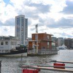 Båtar, fåglar och en underlig luftfarkost