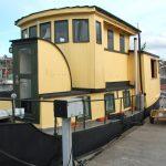 Renovering av husbåt – såhär började det …