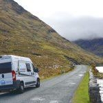 Hur är det att resa med husbil på Irland?