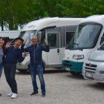 På äventyr med husbil i Schleswig-Holstein