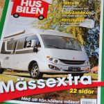 Reportage om FREEDOMtravel i Husbilen Test