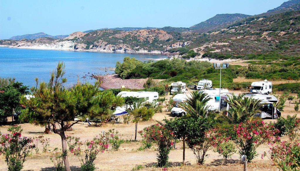 Sardinien camping