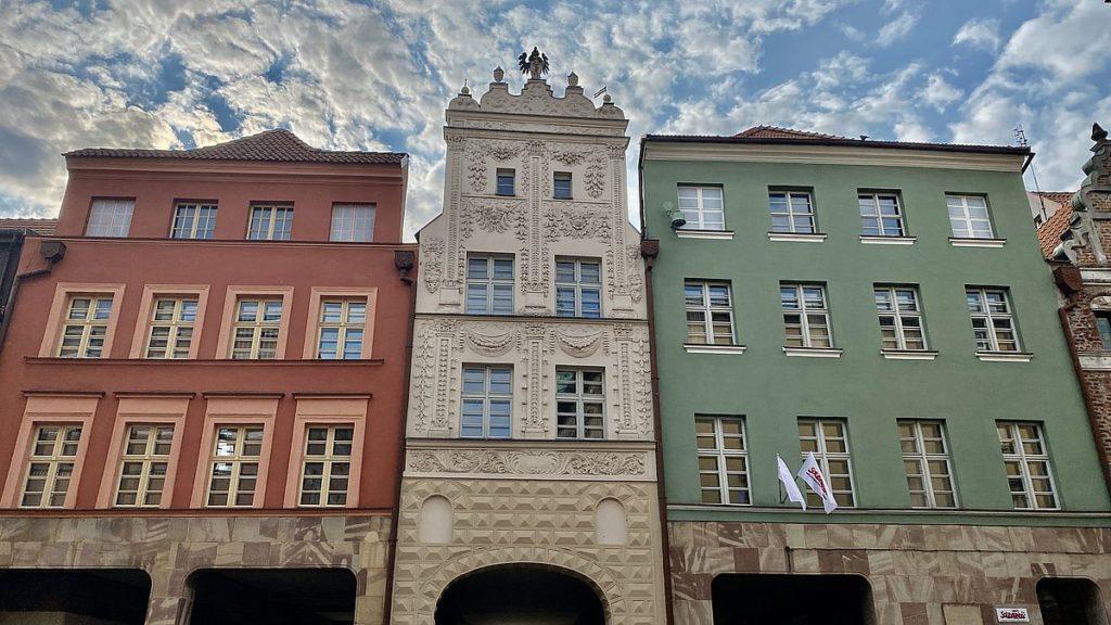Torun i Polen