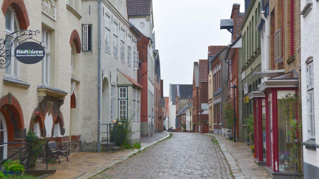 Husum Tyskland