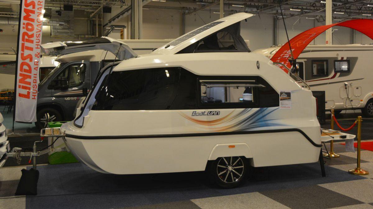 Husvagnsbåt