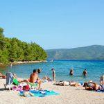 Ön Hvar, Kroatien