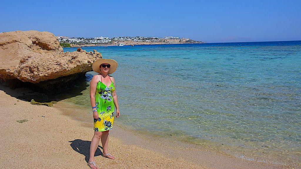Stränder i Sharm el Sheikh