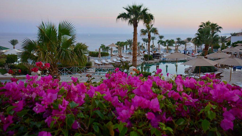 Hyatt Regency hotell i Sharm el Sheikh