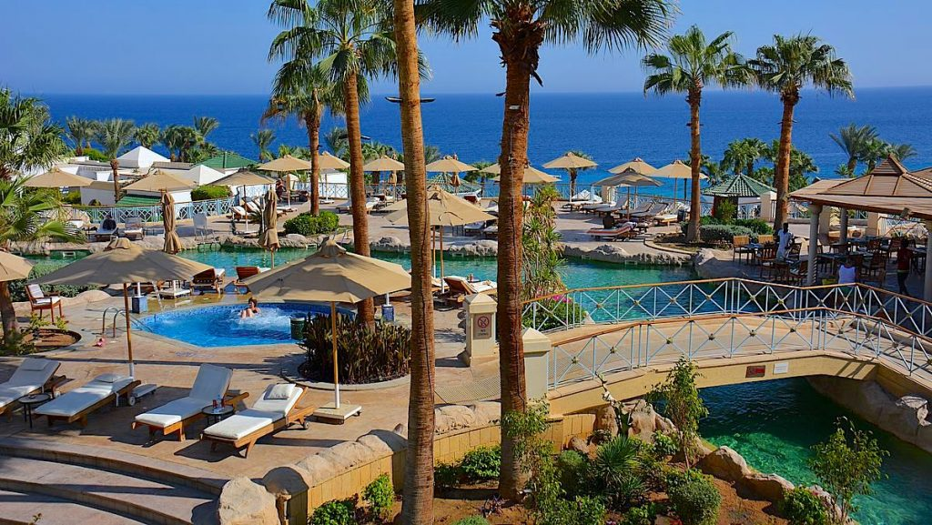 Hyatt regency i Sharm el Sheikh