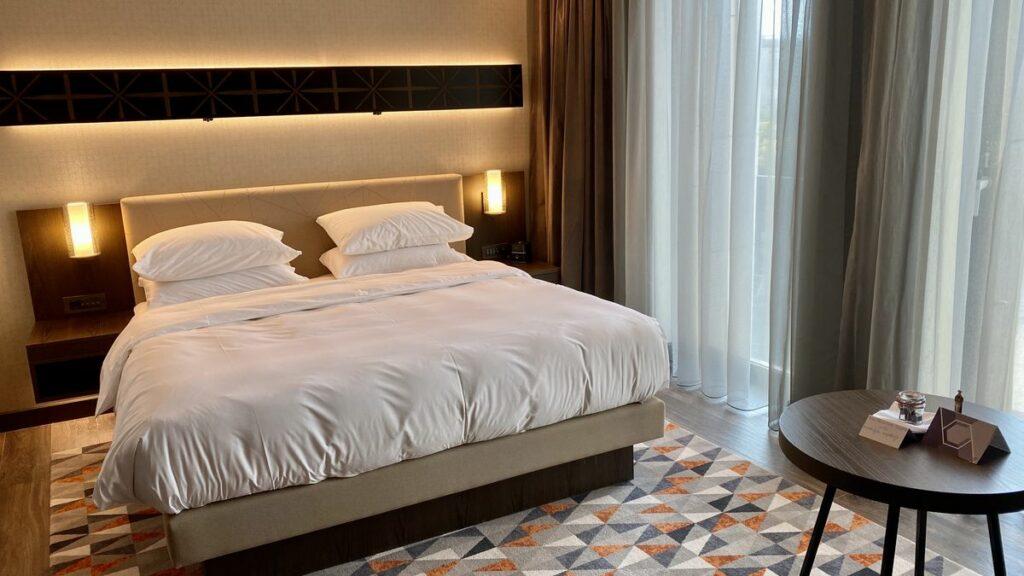 Göra i Sofia i Bulgarien - hotell Hyatt