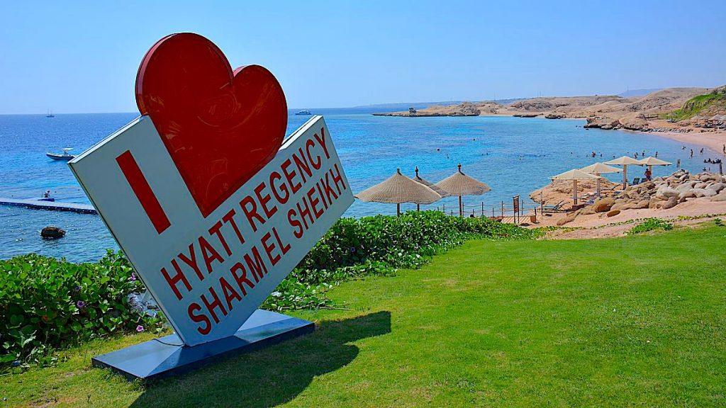 Hyatt Regency i Sharm el Sheikh