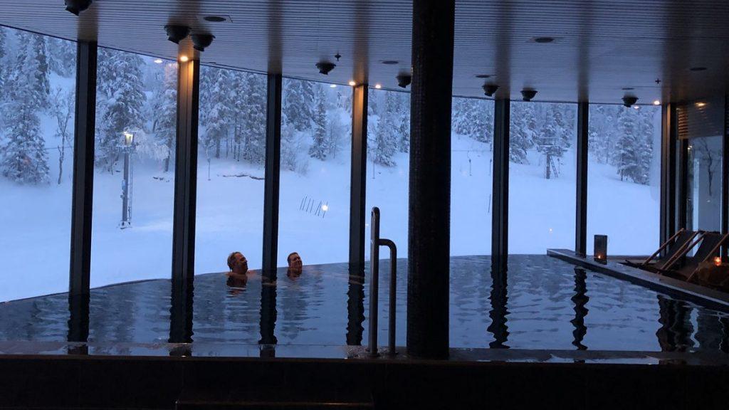 Spahotell i Åre