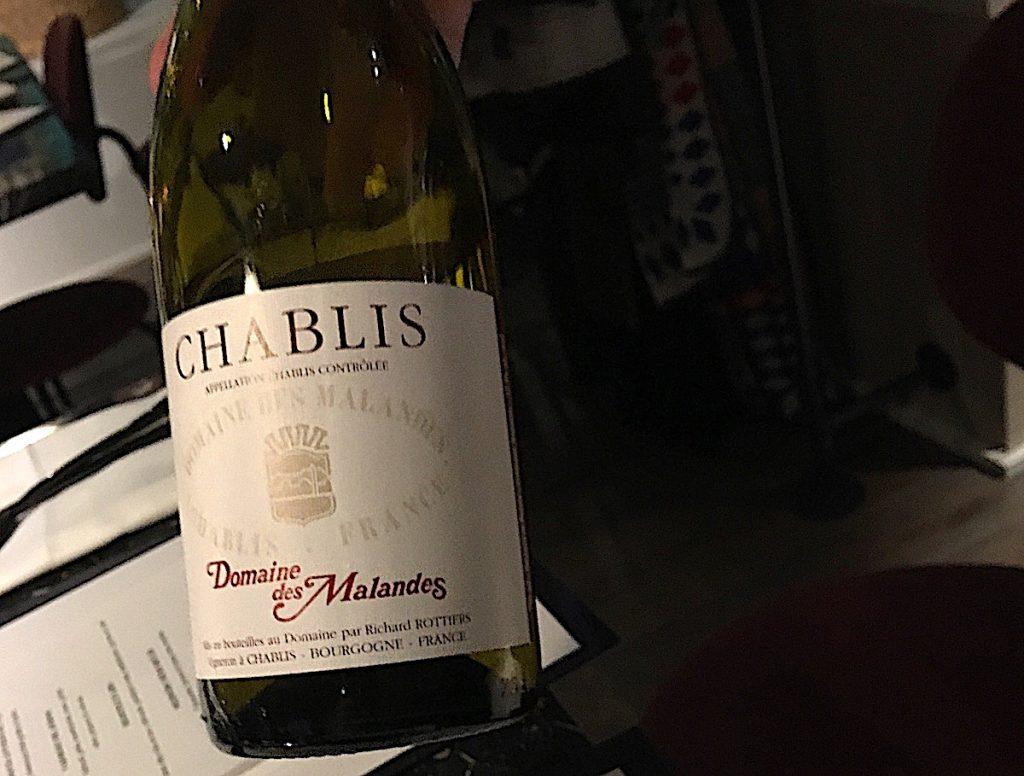 Gott vin restaurang Palett