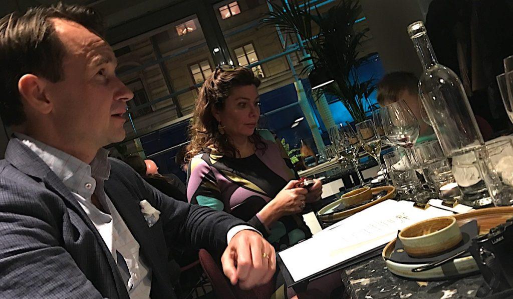 Restaurang Palett i Stockholm