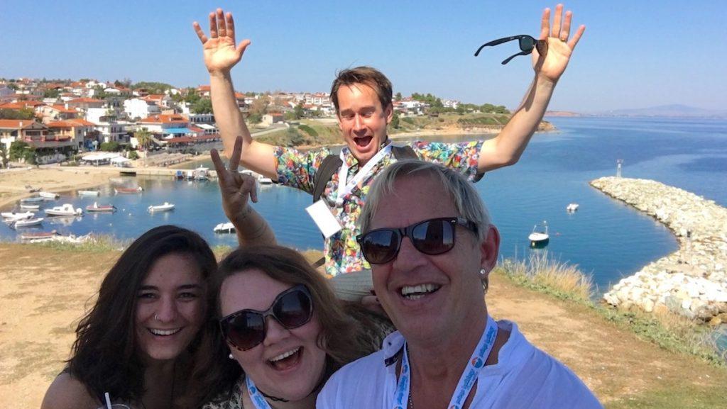 Det bästa i Kassandra, ställplatser i Grekland