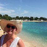 Ön Pag i Kroatien – salt, ost och sandstränder