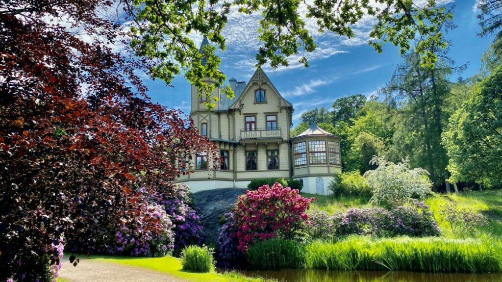 Kulturreservat i Sverige - Ronneby brunnspark
