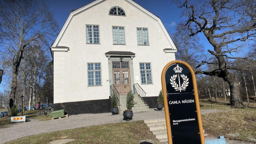 Karlbergs slottspark