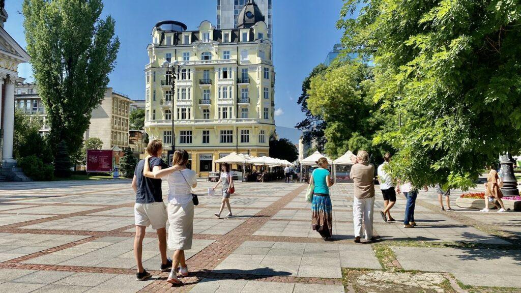 Göra i Sofia i Bulgarien - guidad tur