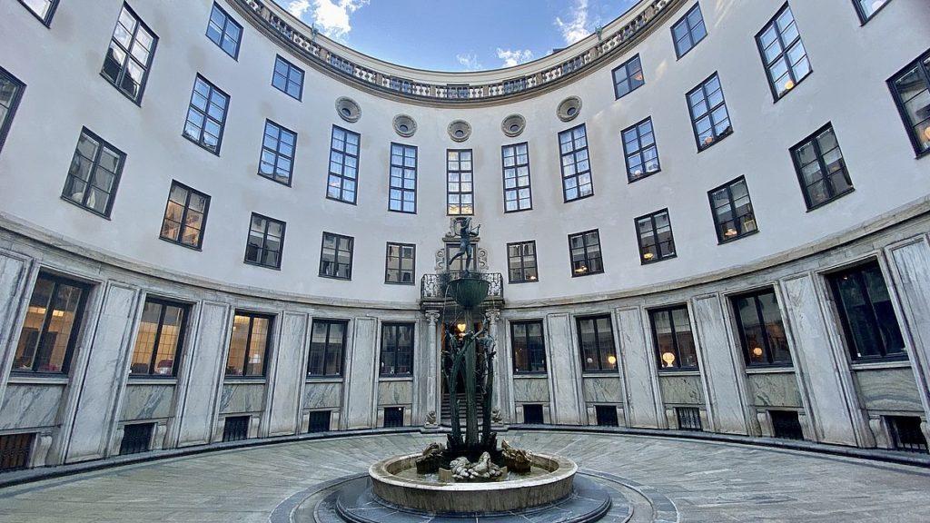 Tändstickspalatset i Stockholm