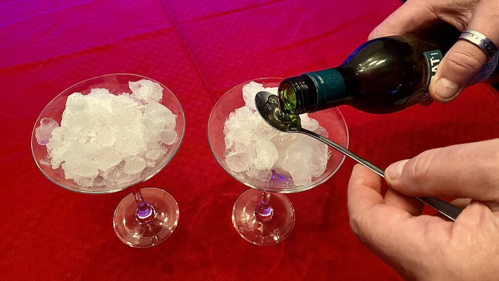 fakta om Gin - Dry Martini
