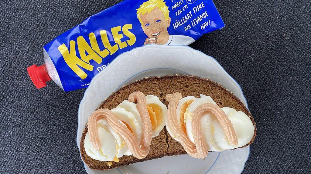 Svensk mat - Kalles kaviar