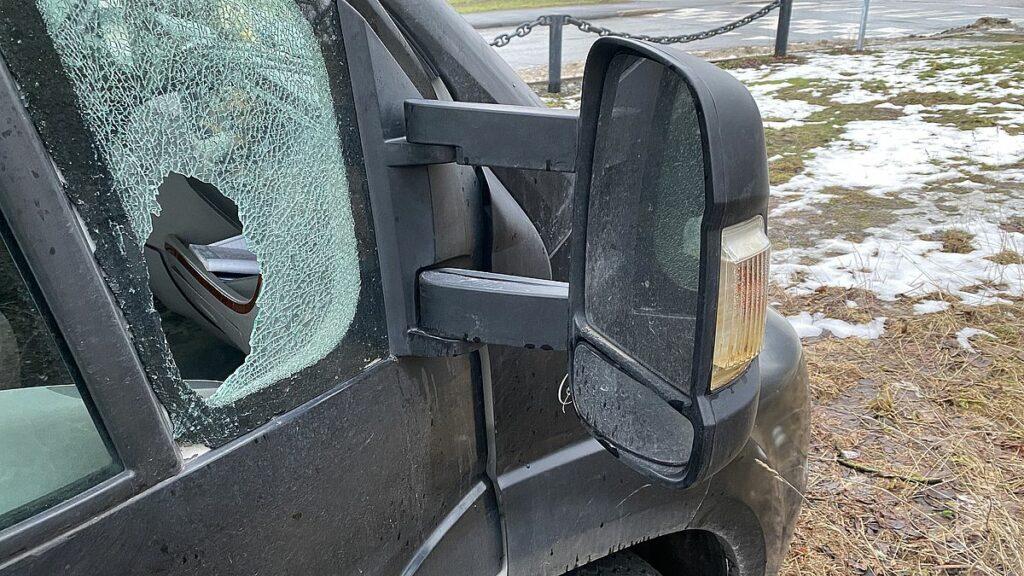 Inbrott i husbilen