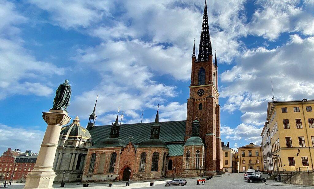 Sevärdheter i Gamla stan - Riddarholmskyrkan