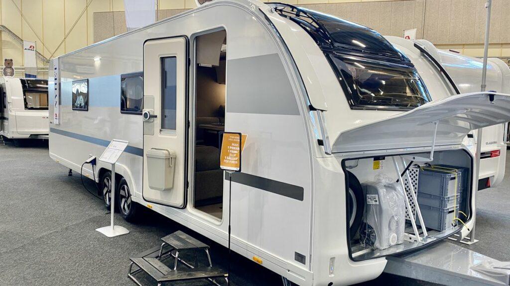 Husvagn & Husbilsmässa 2021 - Alpina husvagnar