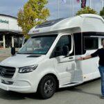 Husvagn & husbilsmässa 2021 – nytt från KABE och Adria