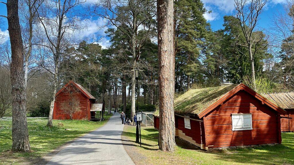 Stadsparken i Jönköping