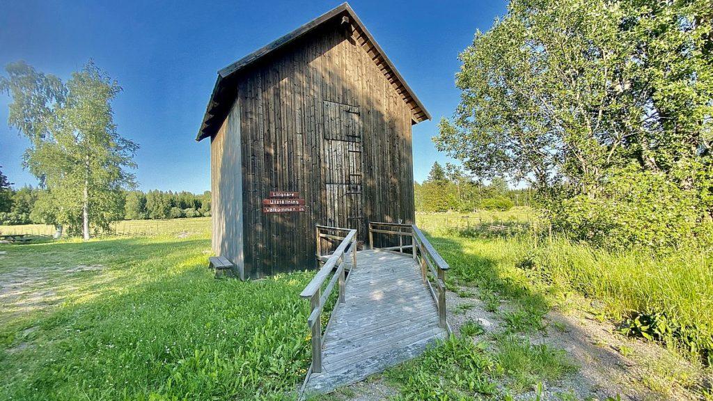 Lingnåre kulturreservat i Sverige