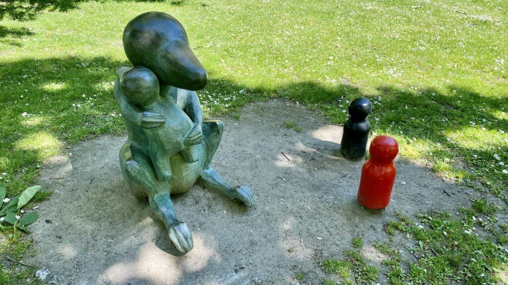 Göra i Trelleborg - stadsparken
