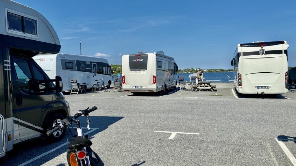 Karlskrona ställplats