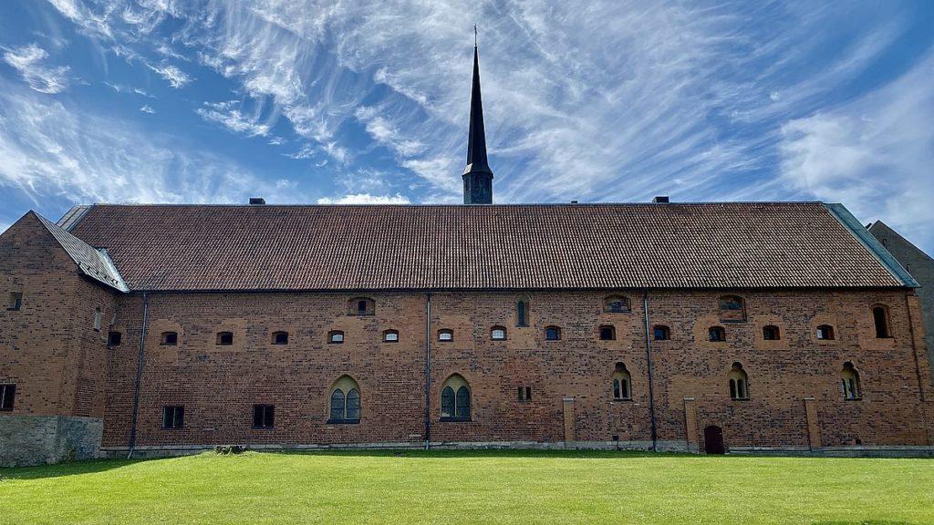 Klosterområdet i vadstena