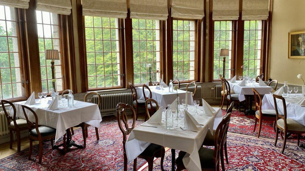 Restaurang på Teleborgs slott