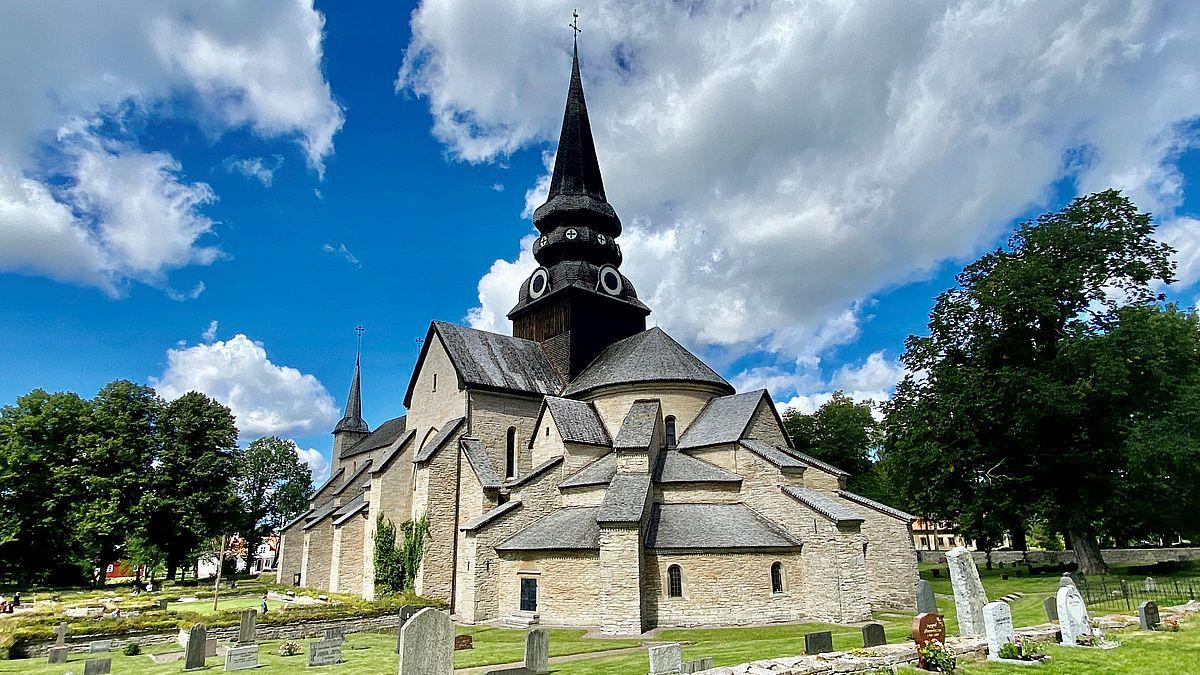Varnhem och Varnhems klosterkyrka