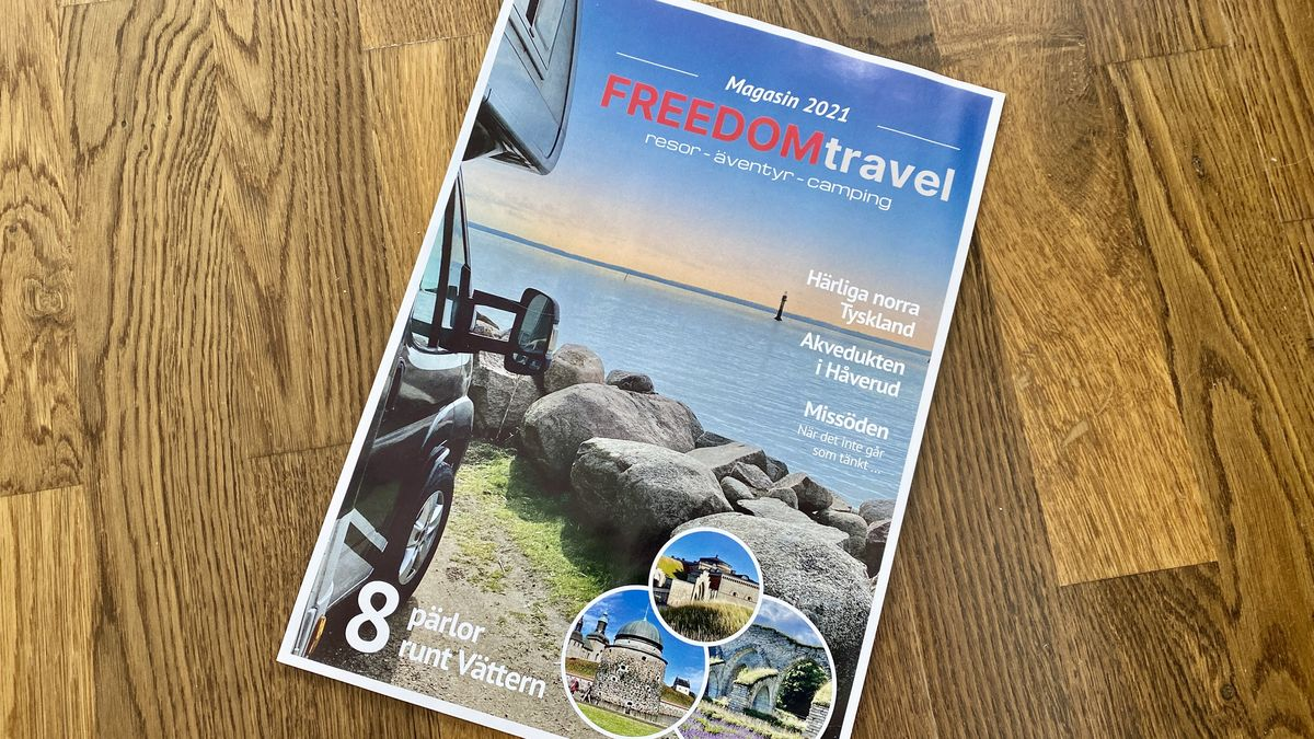 FREEDOMtravel magasin