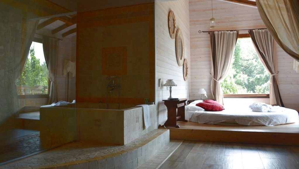 Il Cantico Della natura hotellrum