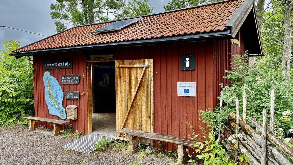 Gräsö infocentrum