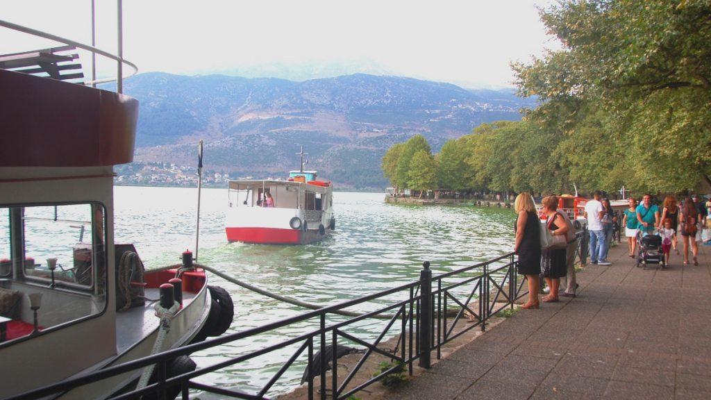 Restips för Grekland: Ioannina