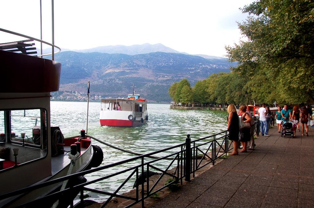 Sjön i Ioaninna