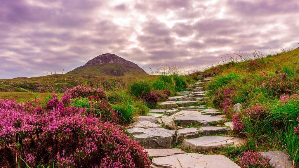 Det finns gott om magiska foton från Irland