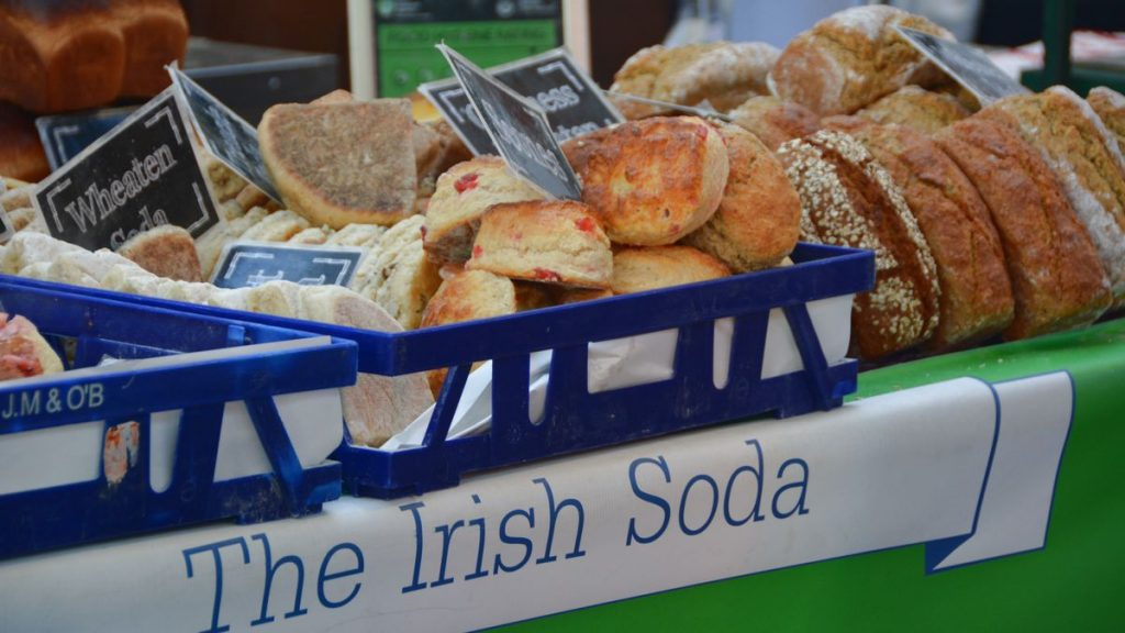 Fakta om Irland - Irish soda bread